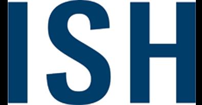 Logo der Messe ISH, Frankfurt am Main