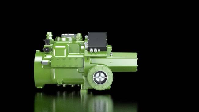Fotorealistisches 3D-Modell eines technischen Produkts.