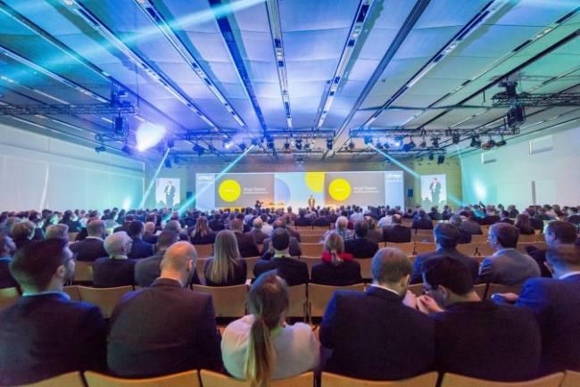 Die Citrix Veranstaltung in Hanau ist sehr gut besucht.
