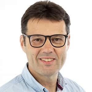 Portrait von Stephan Dürr